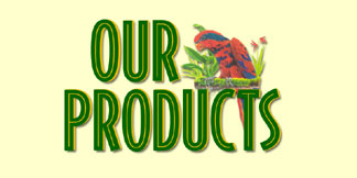 Here Are Just a Few of the Products That We Carry for Your Bird!